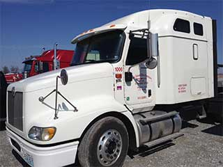 Full Truckload Hauling Service - Overnight Delivery